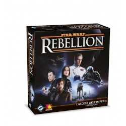 ESPANSIONE Star Wars REBELLION l'ascesa dell'impero IN ITALIANO gioco da tavolo 36 MINIATURE età 14+
