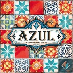 AZUL edizione italiana gioco da tavolo piazzamento tessere di mosaico Ghenos