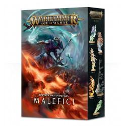 MALEFICI in italiano Warhammerr espansione Magia da battaglia Age of Sigmar