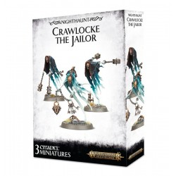CRAWLOCKE THE JAILOR Nighthaunt Warhammer Age of Sigmar non-morti