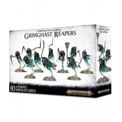GRIMGHAST REAPERS Nighthaunt Warhammer Ago of Sigmar non-morti spettri Games Workshop