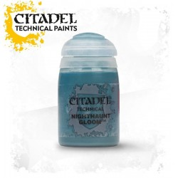 NIGHTHAUNT GLOOM technical paint Citadel 24 ml effetto verde spettrale