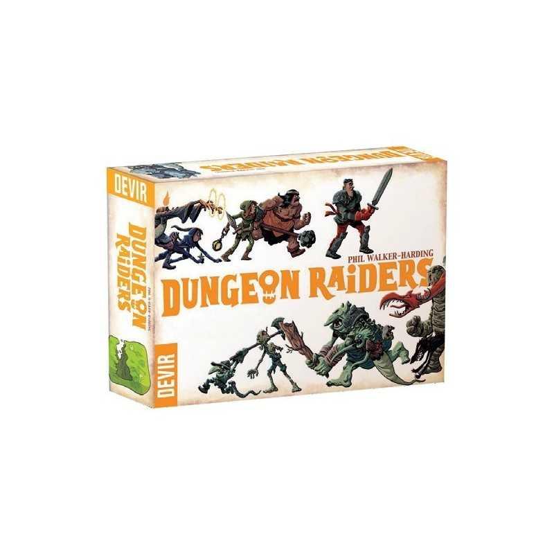 Dungeon raiders edizione italiana devir gioco di carte - Dungeon gioco da tavolo ...