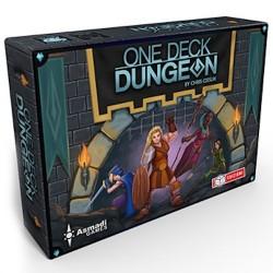 ONE DECK DUNGEON gioco di società GIOCO DA TAVOLO portatile AVVENTURA età 14+