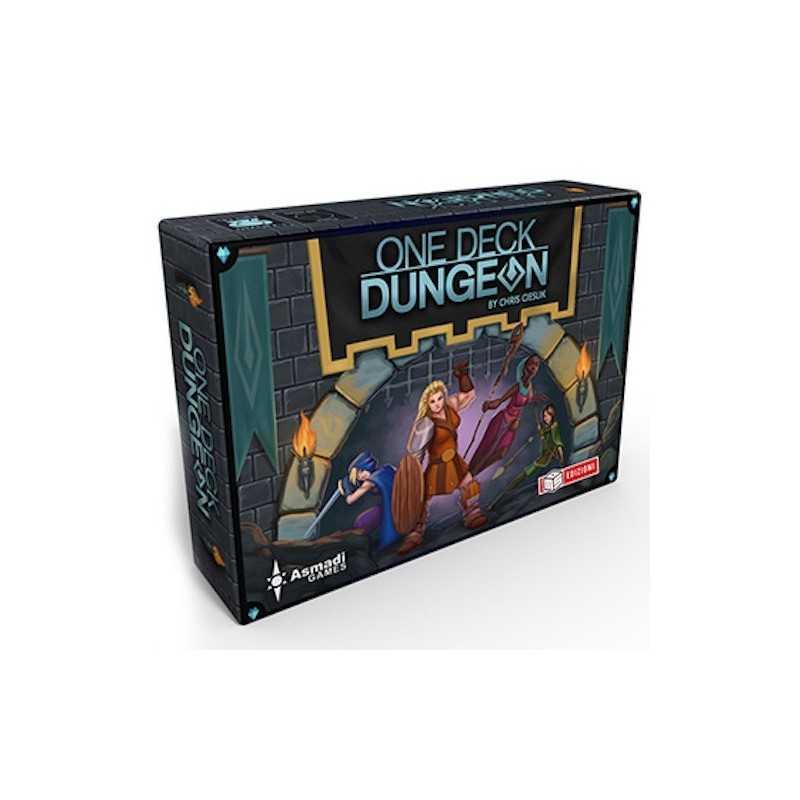 One deck dungeon gioco di societ gioco da tavolo portatile avventura et 14 - Dungeon gioco da tavolo ...