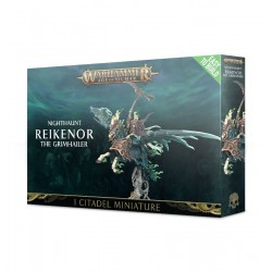 REIKENOR THE GRIMHAILER Nighthaunt Warhammer Age of Sigmar Miniature Easy to Build Citadel