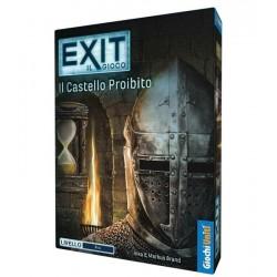 IL CASTELLO PROIBITO escape room EXIT il gioco ITALIANO kosmos PRO età 12+