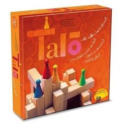 TALO gioco da tavolo IN LEGO talò SALI IN VETTA edizione multilingue COSTRUZIONE età 6+