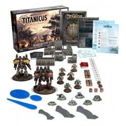ADEPTUS TITANICUS GRAND MASTER EDITION the Horus Heresy Warhammer 40k