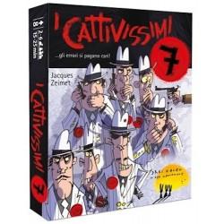 I CATTIVISSIMI 7 gioco di carte ASMODEE numeri PARTY GAME età 8+