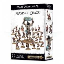 START COLLECTING BEASTS OF CHAOS Warhammer Age of Sigmar 22 miniature Citadel