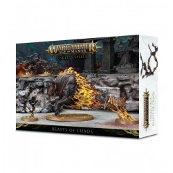 BEASTS OF CHAOS Endless Spells Warhammer Age of Sigmar incantesimi persistenti