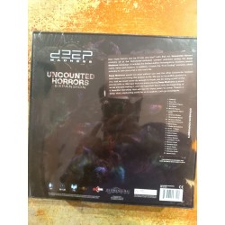 DEEP MADNESS cooperative 163 miniatures game Kickstarter pledge Diemensions games