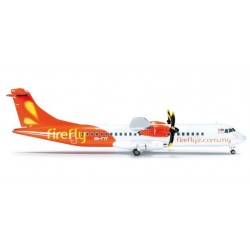 FIREFLY ATR-72-500 aereo 555197 HERPA WINGS scala 1:200 plane model