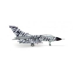 PANAVIA TORNADO ECR 1 JABOG 32 LECHFELD TIGERS aereo in metallo 552172 modellino HERPA WINGS scala 1:200