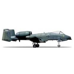USAF FAIRCHILD A-10A THUNDERBOLT 2 aereo in metallo 555852 modellino HERPA WINGS scala 1:200