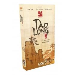 TAO LONG gioco astratto DA TAVOLO circolare IN ITALIANO dragoni GATE ON GAMES età 14+