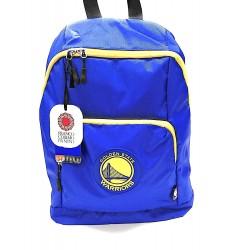 ZAINO SPORT organizzato NBA Panini GOLDEN STATE WARRIORS basket 2019 scuola BACK PACK originale