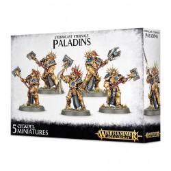 PALADINS Stormcast Eternals Retributors Decimators Protectors Warhammer Age of Sigmar 5 miniatures