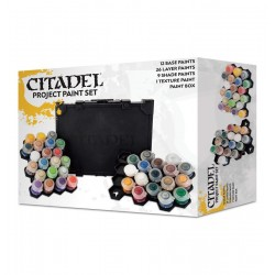 PROJECT PAINT SET Citadel...