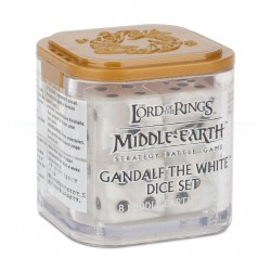 GANDALF THE WHITE DICE PACK...