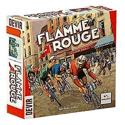 FLAMME ROUGE gioco...