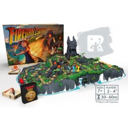 FIREBALL ISLAND The Curse...