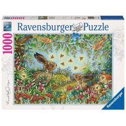 PUZZLE ravensburger FORESTA...