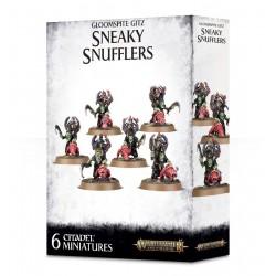 SNEAKY SNUFFLERS goblin...