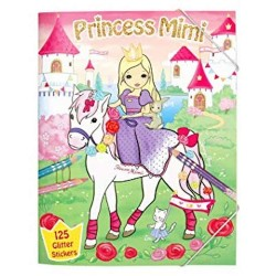ALBUM PRINCESS MINI con 125...