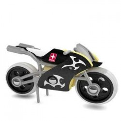 E-SUPERBIKE MOTO IN LEGNO...