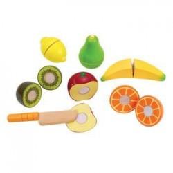 FRUITS frais cuisine bois...