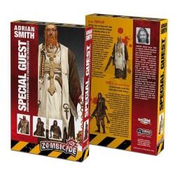 ZOMBICIDE SPECIAL GUEST BOX: Adrian Smith ESPANSIONE Kickstarter 2 SOPRAVVISUTI