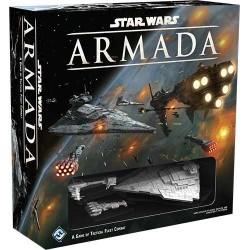 STAR WARS ARMADA edizione italiana gioco da tavolo battaglia Guerre Stellari
