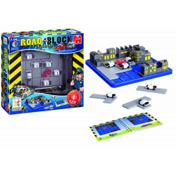 ROAD BLOCK gioco solitario di logica età 7+ by Smart Games rompicapo