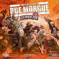 ZOMBICIDE SEASON 3 RUE MORGUE EDIZIONE ITALIANA gioco da tavolo miniature zombi