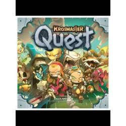 KROSMASTER QUEST edizione italiana gioco di miniature avventura strategia Arena