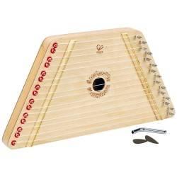 HAPPY ARPA in legno HAPE età 3+ corde nylon accordabili + plettri + spartiti