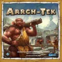 ARRGH-TEK Giochi Uniti EDIZIONE ITALIANA gioco da tavolo ARCHITETTI & CLAVE 8+