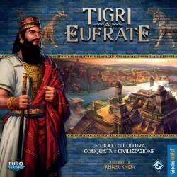 TIGRI & EUFRATE gioco di avanzamento culturale, civiltà e guerra GIOCHI UNITI in italiano