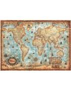 puzzle per adulti - 1000 2000 3000 4000 pezzi Ravensburger