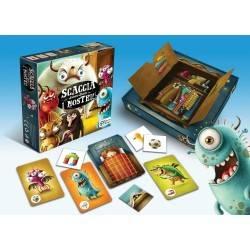 SCACCIA I MOSTRI gioco per i più piccoli OLIPHANTE da 1 a 6 giocatori di anni 3+