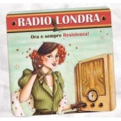 RADIO LONDRA Cocktail Games OLIPHANTE party game 3-6 gioc. SCATOLA IN LATTA età 8+