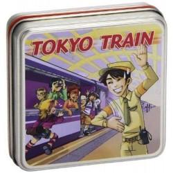 TOKYO TRAIN Cocktail Games OLIPHANTE party game SCATOLA IN LATTA età 8+