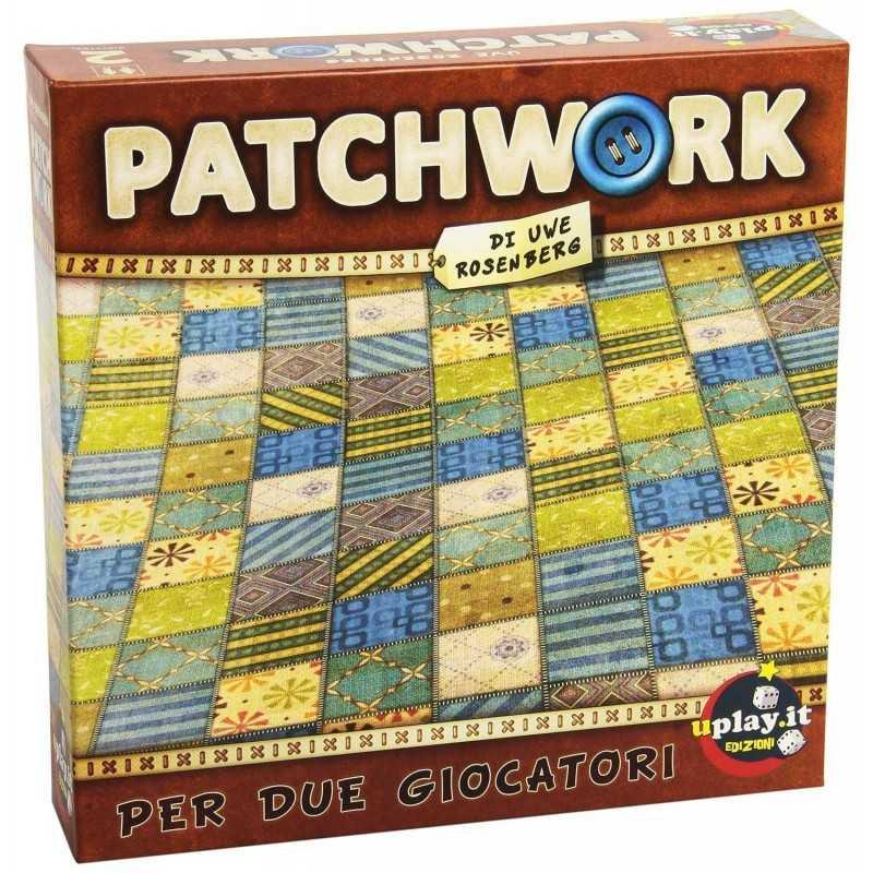 Patchwork edizione italiana gioco da tavolo per 2 giocatori rompicapo - Mysterium gioco da tavolo ...