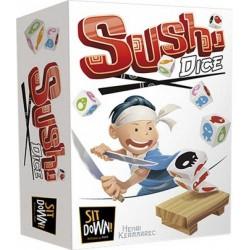 SUSHI DICE gioco da tavolo di carte e dadi edizione multilingue