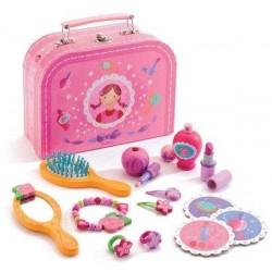 SCATOLA DEI TRUCCHI Djeco My vanity case beauty DJ06552