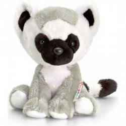 PELUCHE LEMURE 14 cm Pippins Keel Toys CLASSICO pupazzo bambola pet