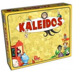 KALEIDOS oliphante age 10 + board game PARTY GAME for 2-12 players COMMENT
