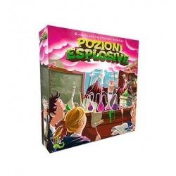 POZIONI ESPLOSIVE Ghenos Games GIOCO DA TAVOLO Italiano 14+ HG potion explosion